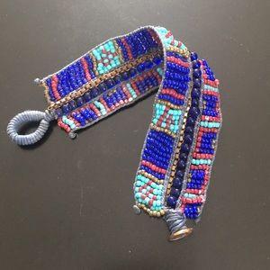 Jewelry - Beaded Multicolor Bracelet